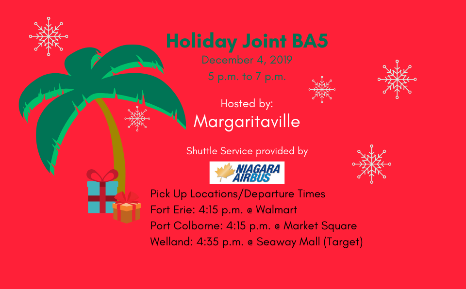 Holiday Joint BA5 Banner