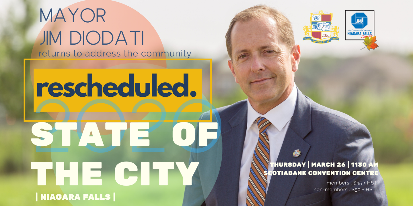 state of the city rescheduled graphic