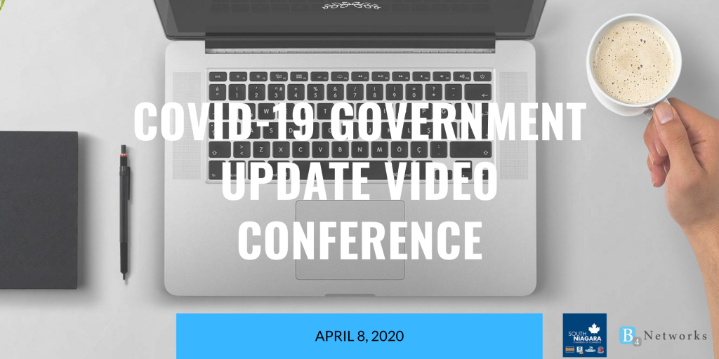 Covid-19 Government Update Video Conference