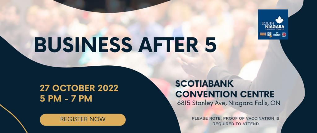 Blue Online Business Conference Flyer